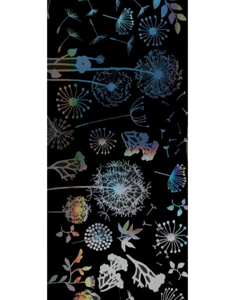 Transfer Foil Holographic Meadow