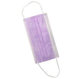Dust Mask Purple 10 pcs