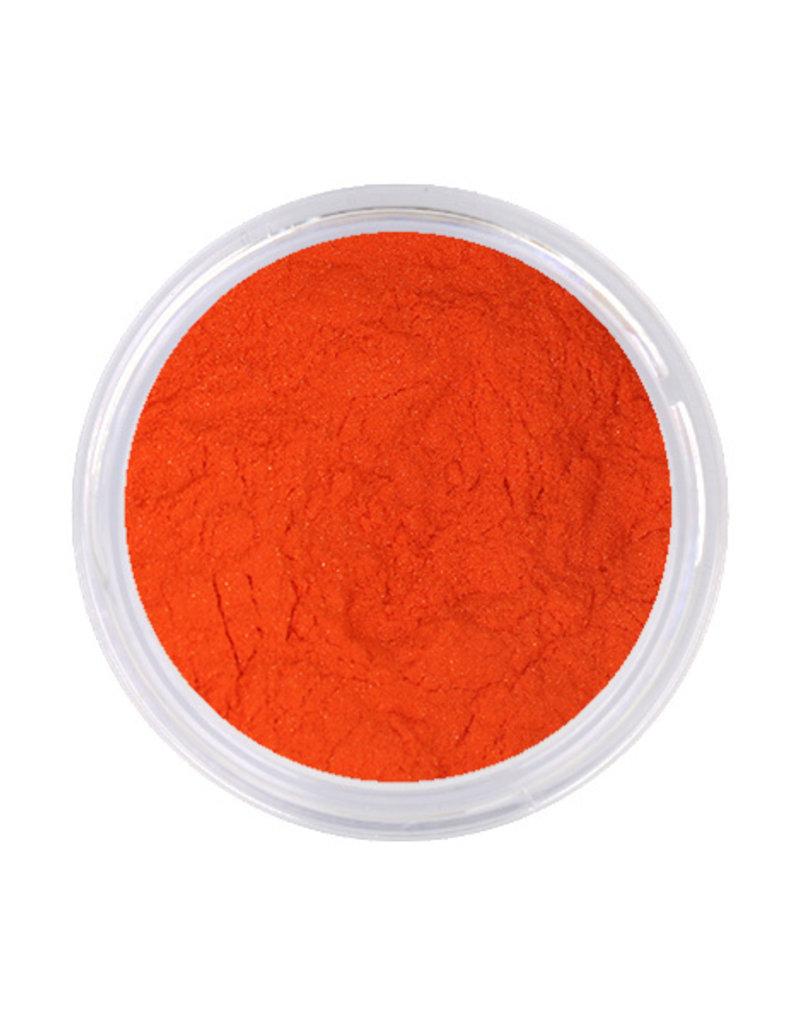 Acrylic Powder Pumpkin Pie