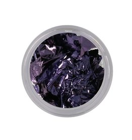 Leaf Foil Purple