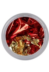 Leaf Foil Gold/Red