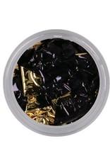 Leaf Foil Black/Gold