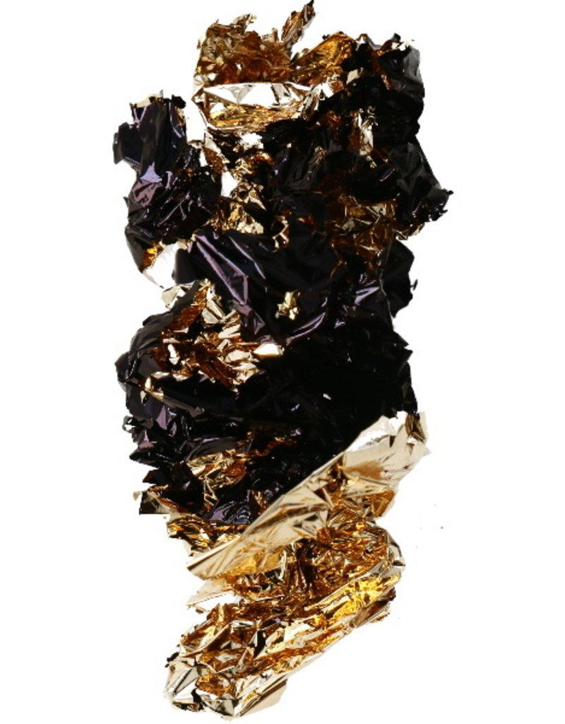 Bladfolie Zwart/Goud