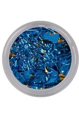 Bladfolie Blauw/Goud