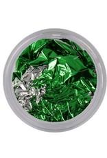 Bladfolie Groen/Zilver