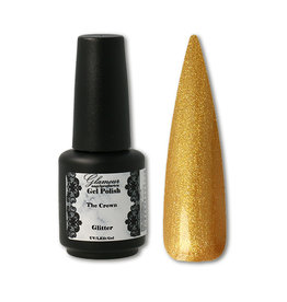 Gel On Glitter The Crown