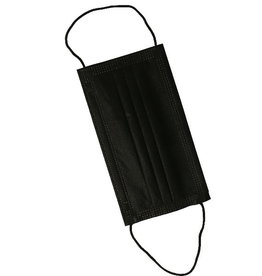 Dust Mask Black 10 pcs