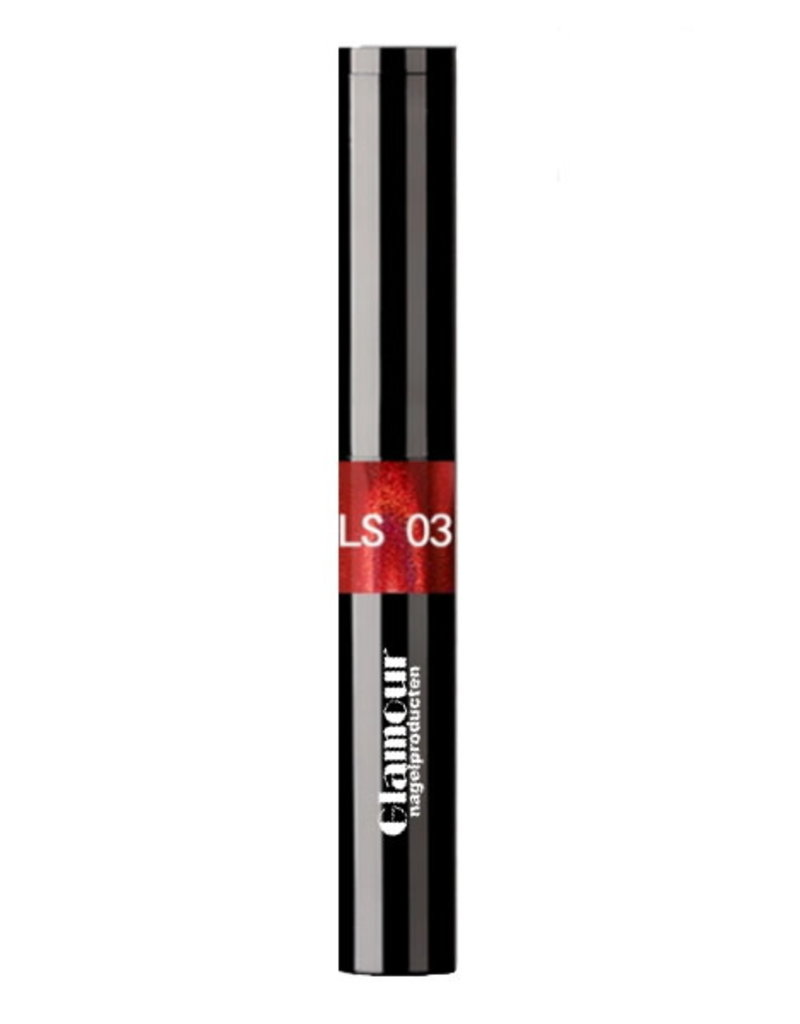 Holographic Pigment Stick Laser Red