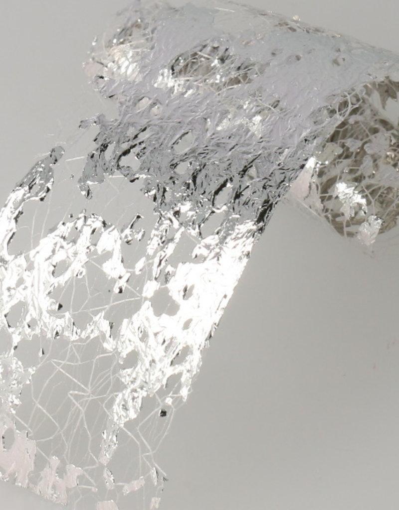 Netting Foil Silver