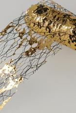 Netting Foil Black/Gold