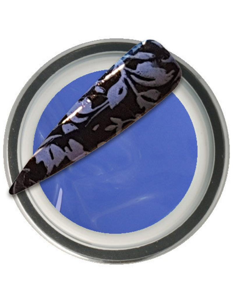Stamping Gel Navy Blue
