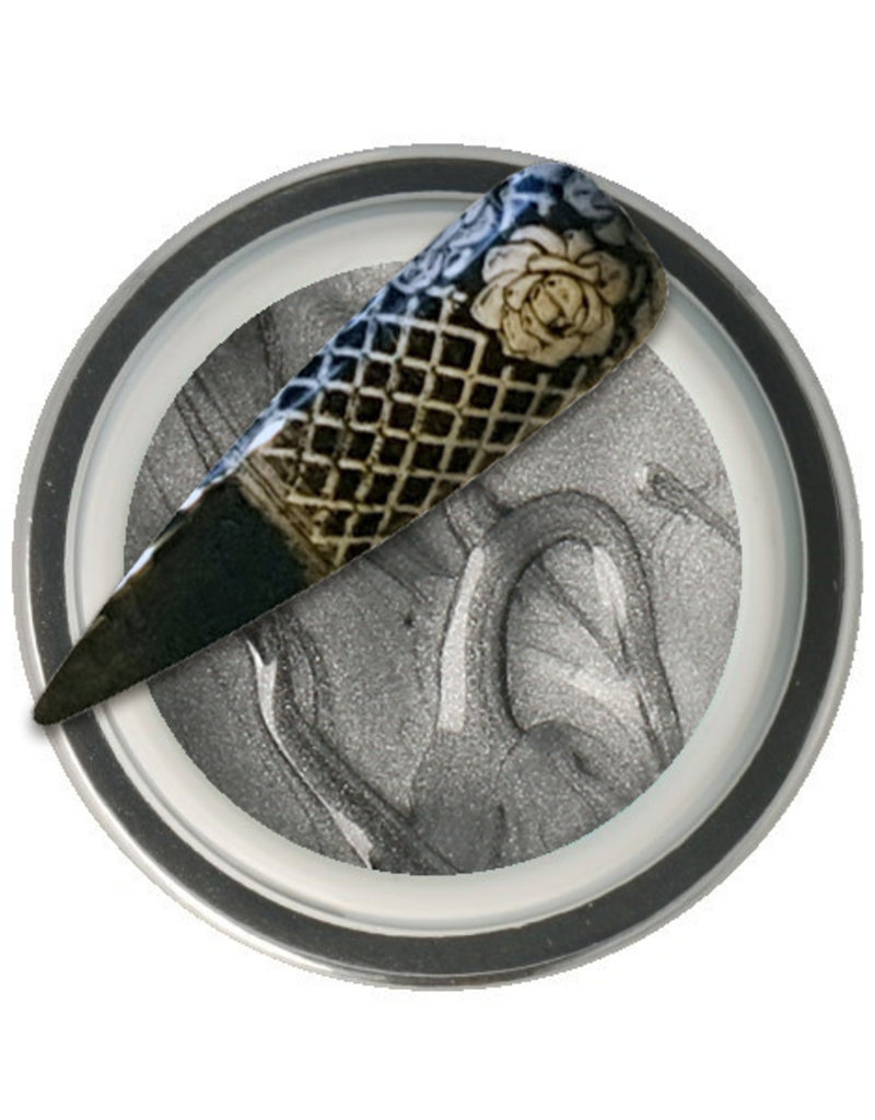 Stamping Gel Zilver