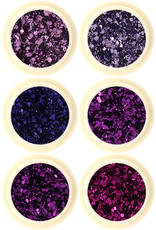 Glitter Set Purple Mania