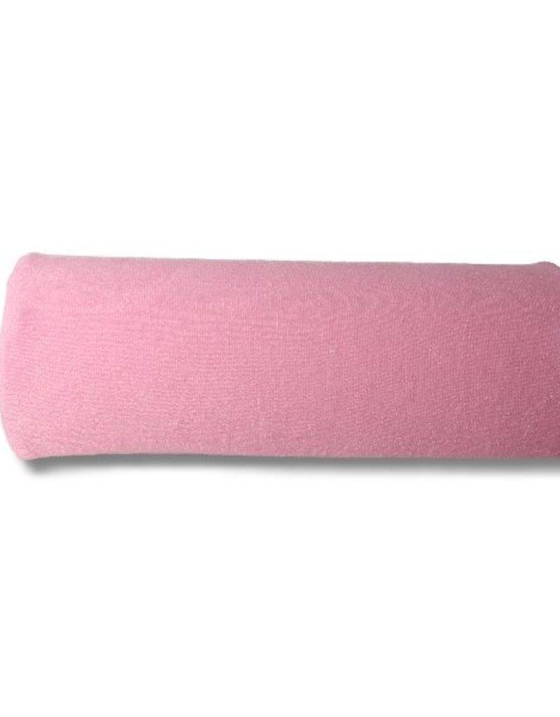 Hand Cushion Terry Cloth Pink