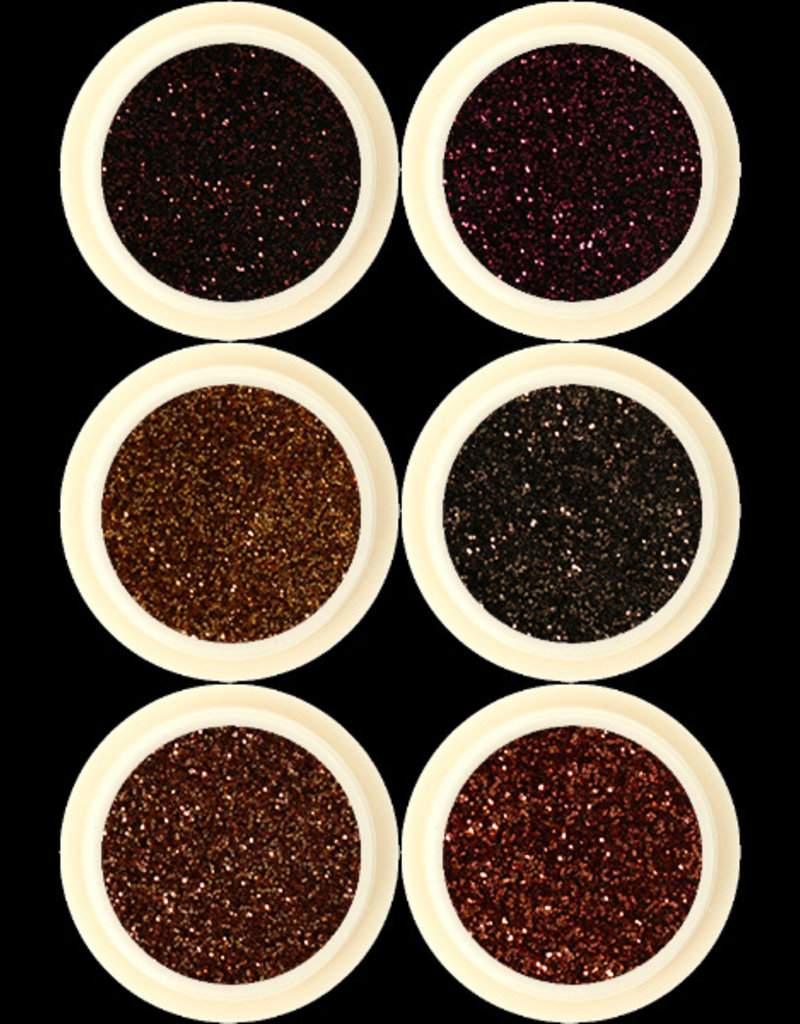 Glitter Set Down To Earth