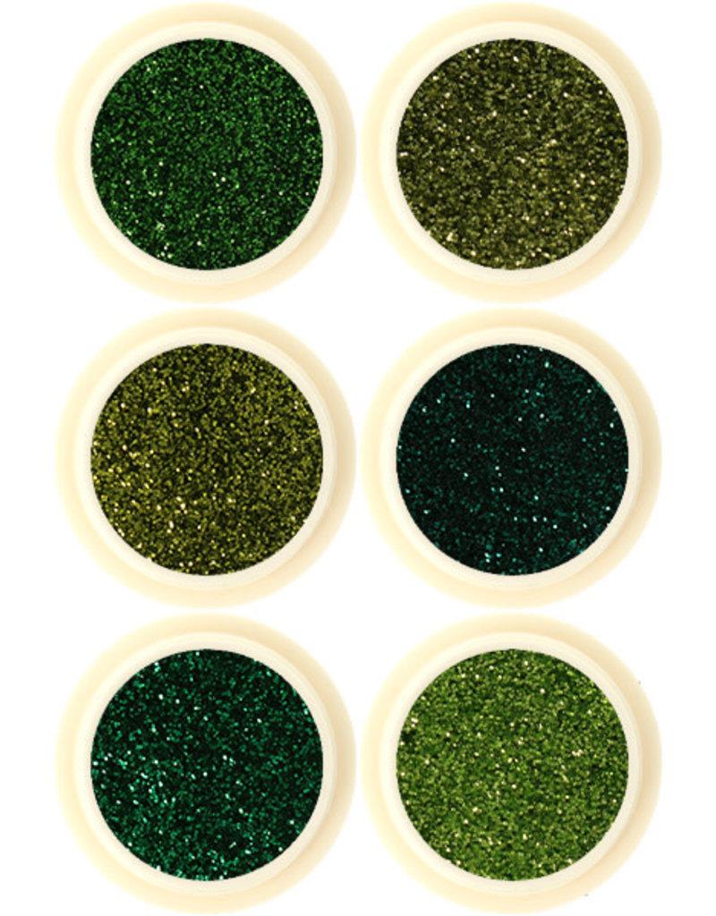 Glitter Set Lily Pond
