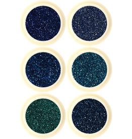 Glitter Set Ocean Deep