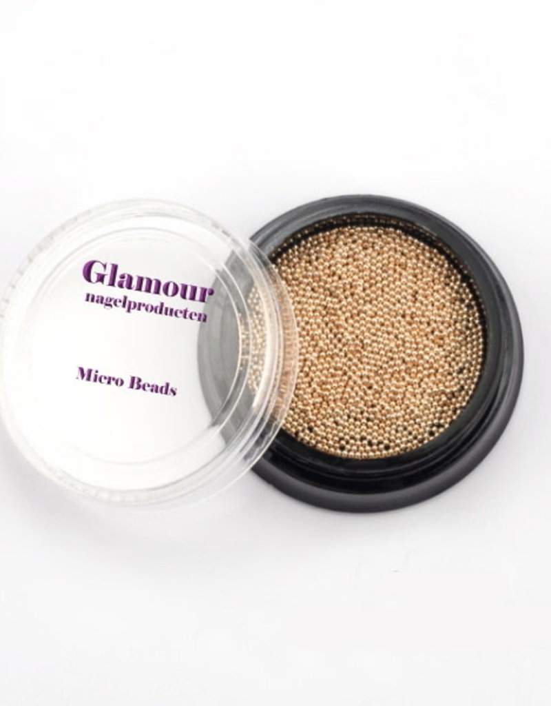 Micro Beads Rose Gold 1.0mm
