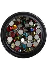 Diamond Mix Dark Multicolor