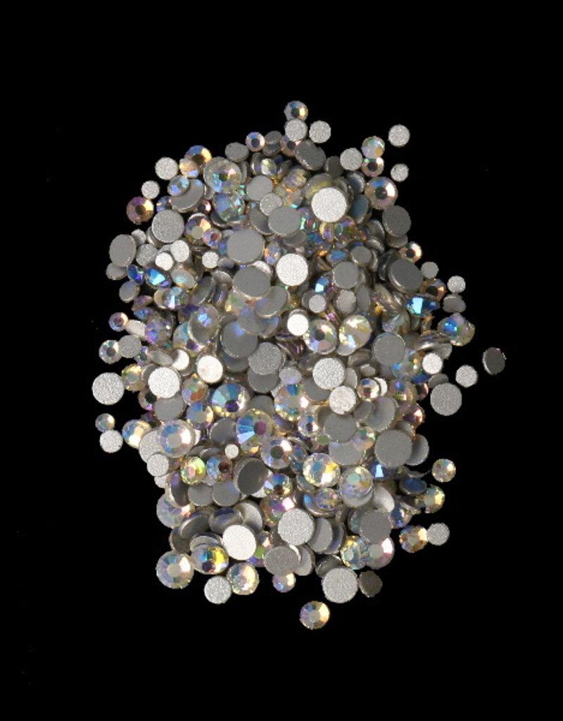 Diamond Mix Multicolor Silver