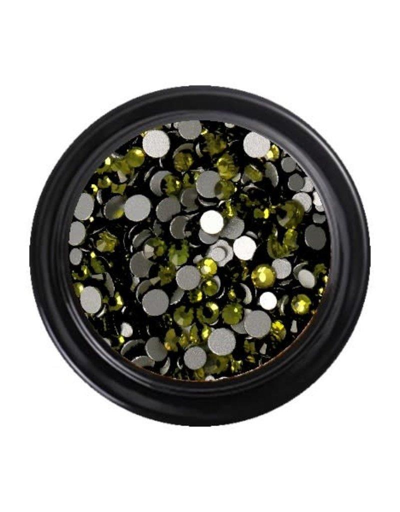Diamond Mix Moss Green