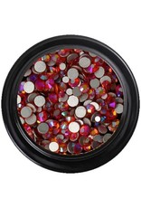 Diamond Mix Red/Purple