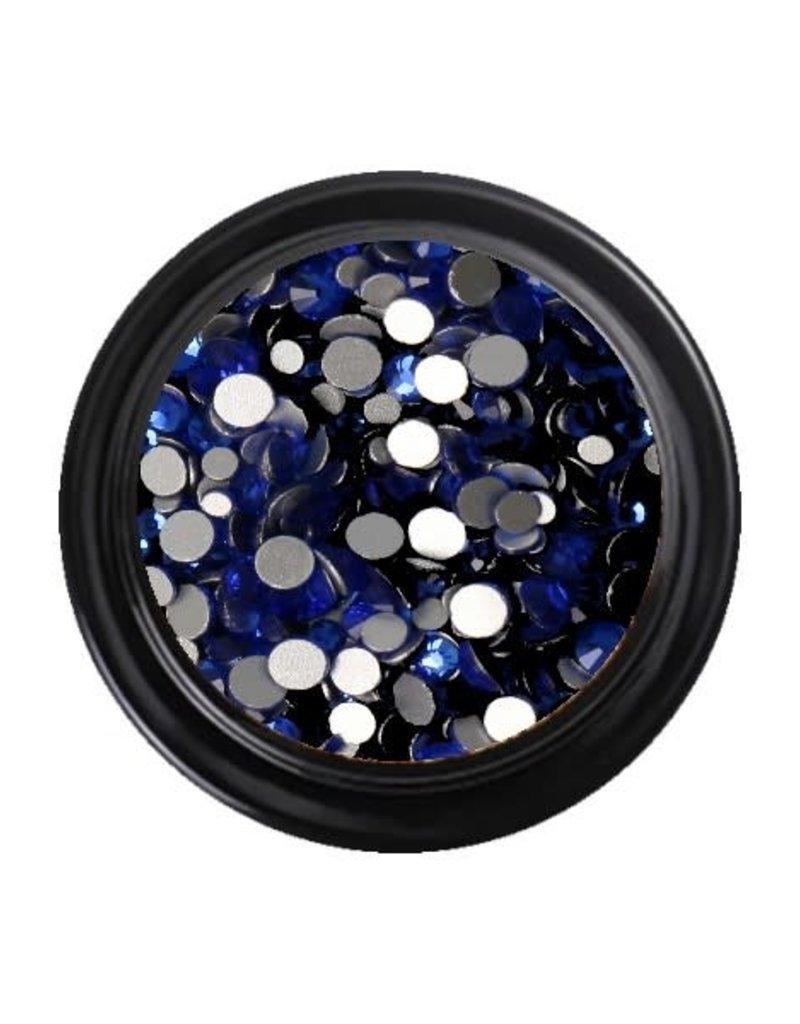Diamond Mix Marine Blue