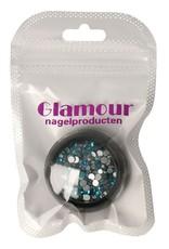 Diamond Mix Cyan