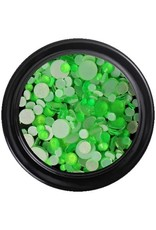 Diamond Mix Neon Green