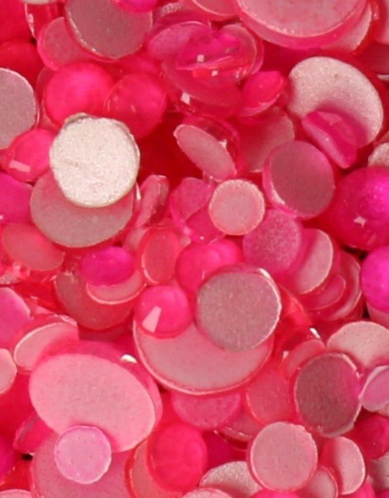 Diamond Mix Neon Pink