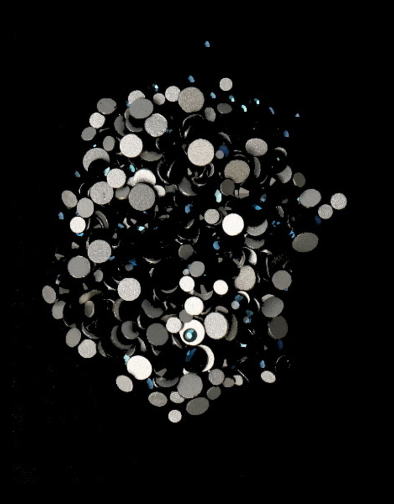 Diamond Mix Black