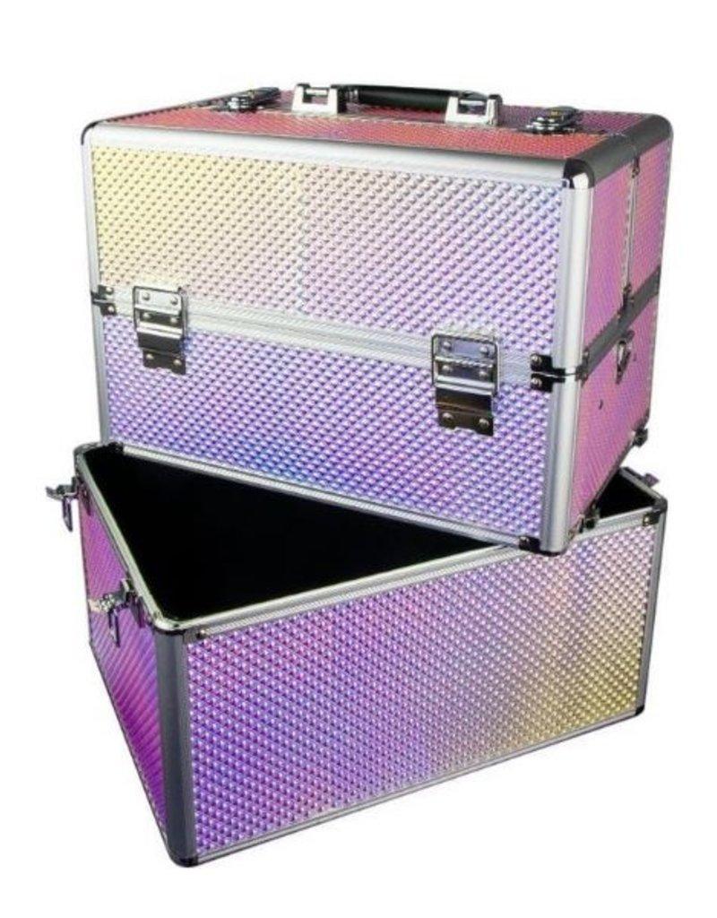 Beautycase Pink Rainbow