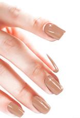Acrylpoeder Cover Dark Pink Effect