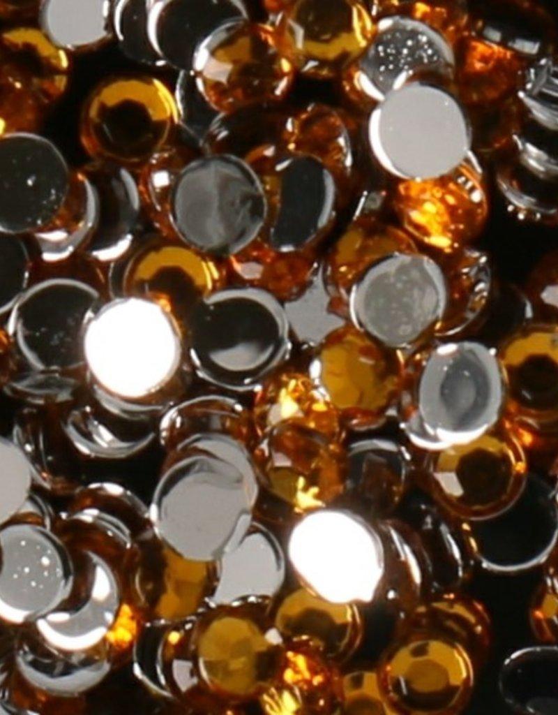 Rhinestones Goldilocks 2MM