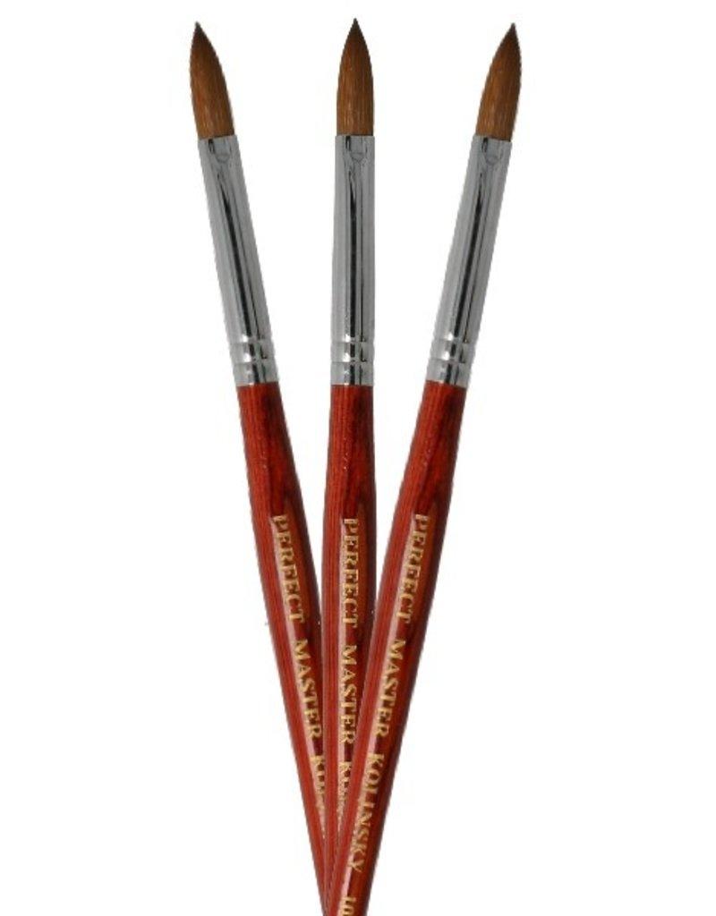 Perfect Master Brush Kolinsky NR 10