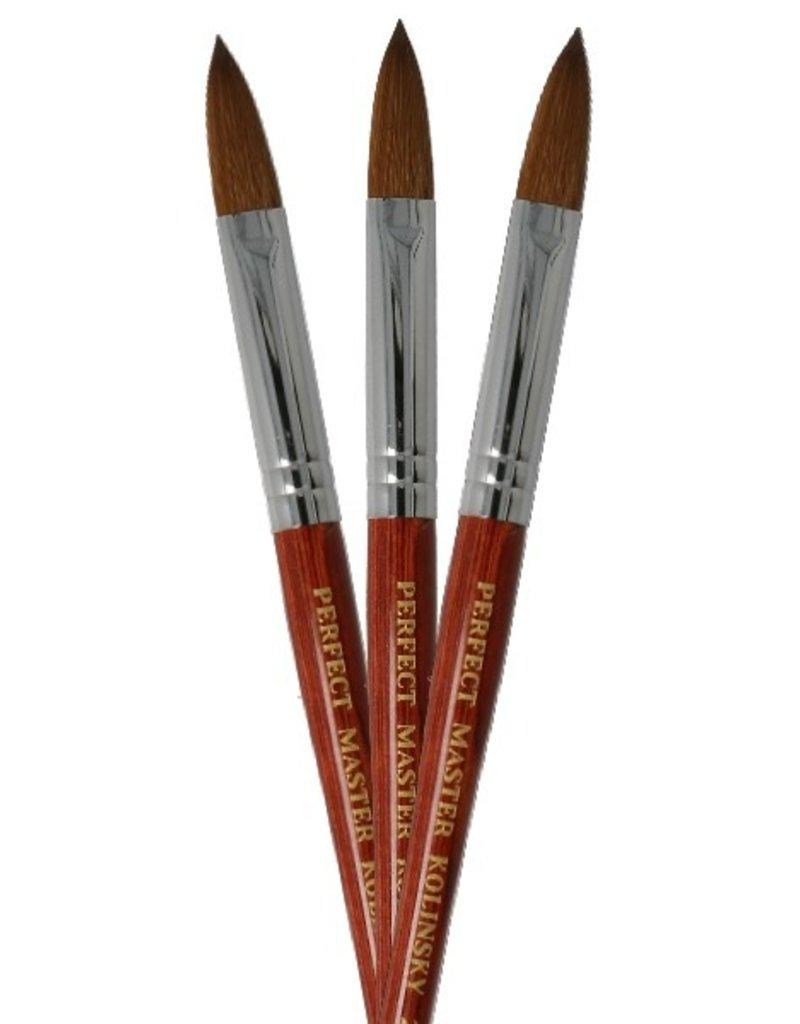 Perfect Master Brush Kolinsky NR 22