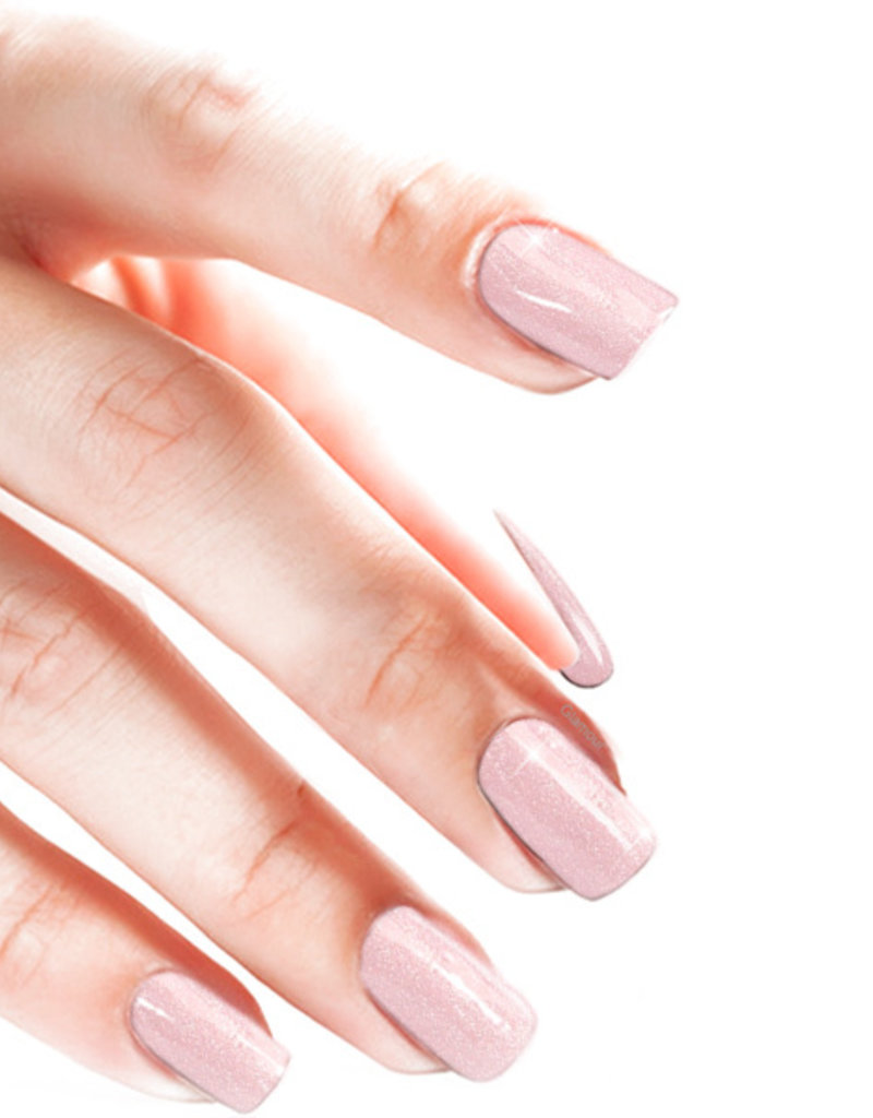 Pearl Pink Rubber Base