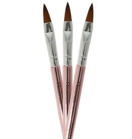 Acryl Brush NR 10 Rosegold