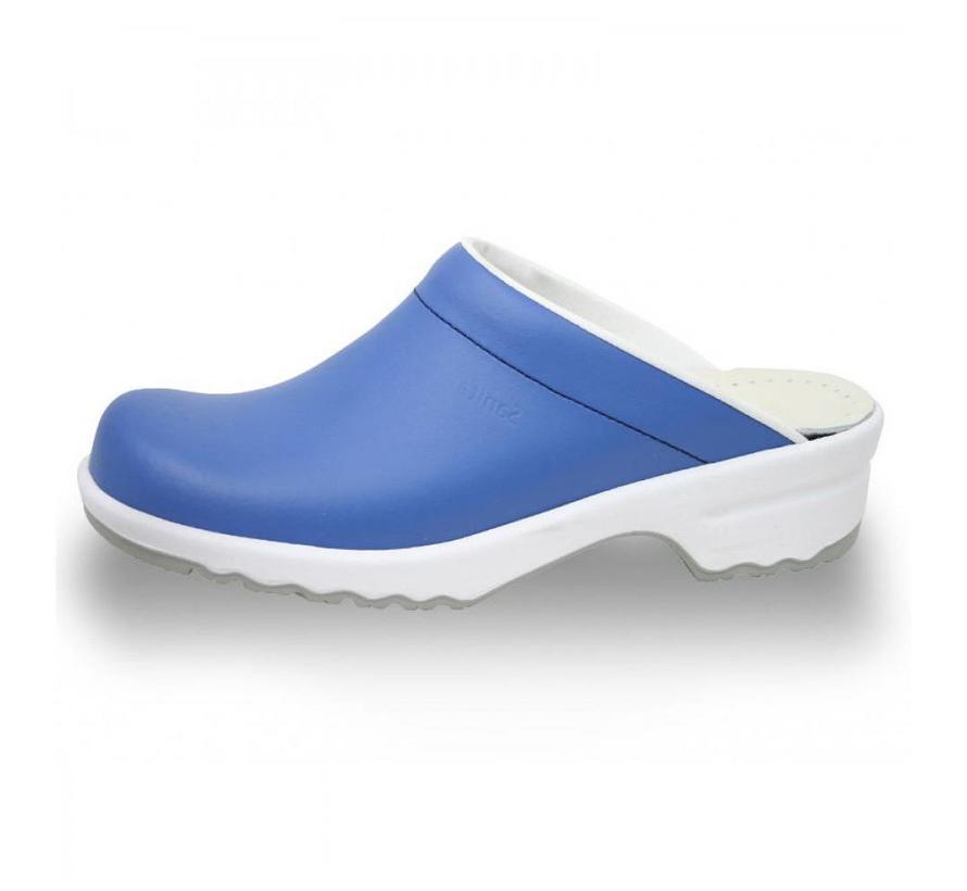 Sanita klompen Duty Nitril blauw model 1080