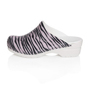 Sanita Sanita Flex Wildlife Zebra roze-zwart model 314