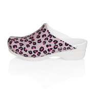 Sanita Sanita Flex Wildlife Leopard roze model 314