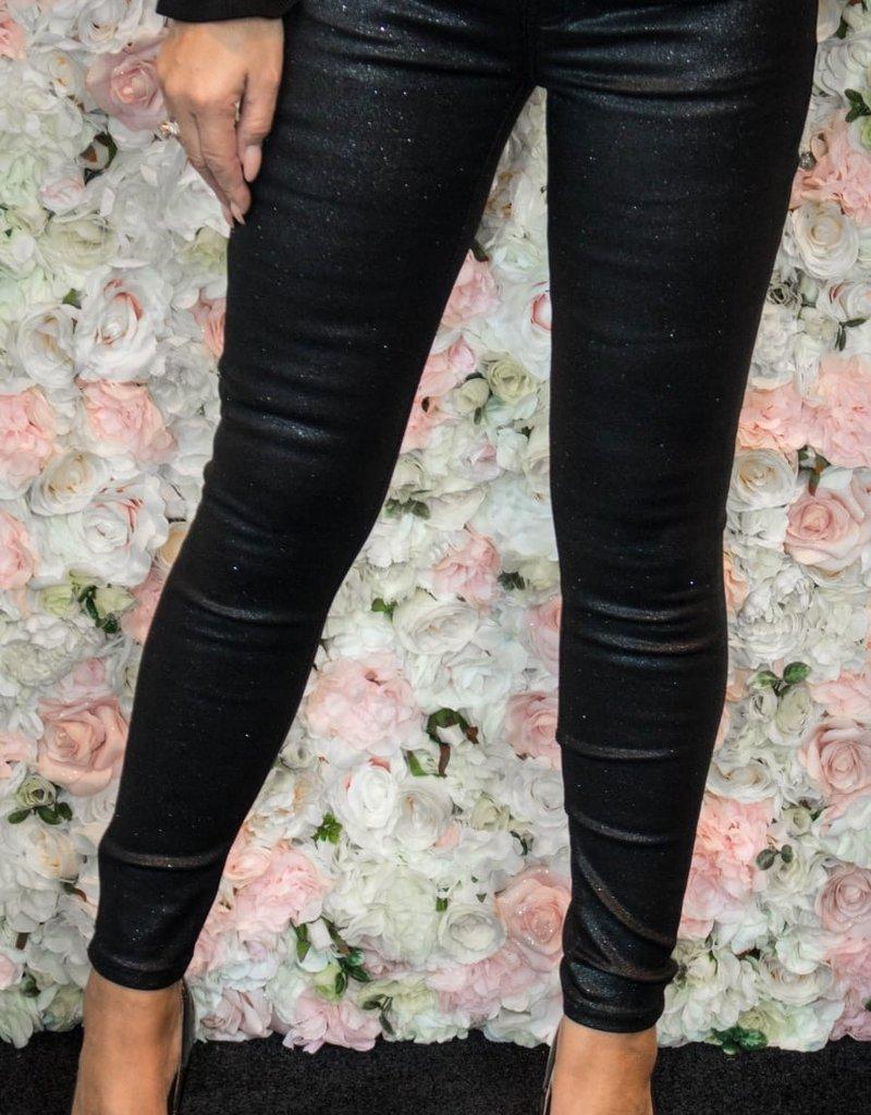 Glitter jeans
