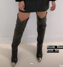 Overknee Cowboy laarzen