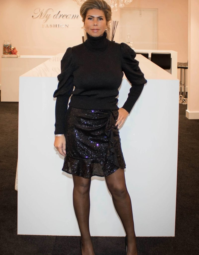 Sequins skirt