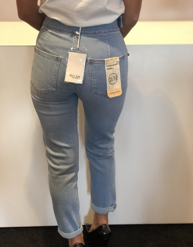 High waist quality