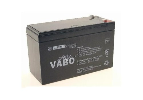 Vabo Vabo PM 12V 7AH Lead Acid