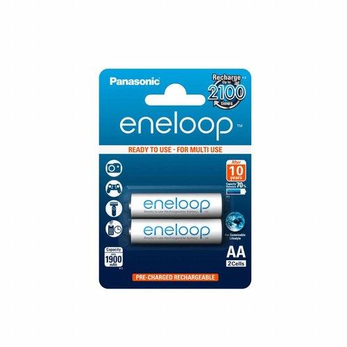 Panasonic Eneloop BK-3MCCE AA 1900mAh Blister 2