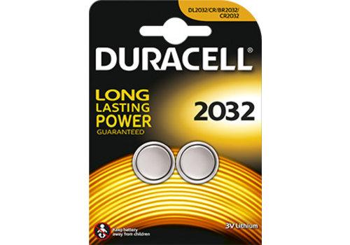Duracell Duracell DL2032 Lithium 3V Blister 2