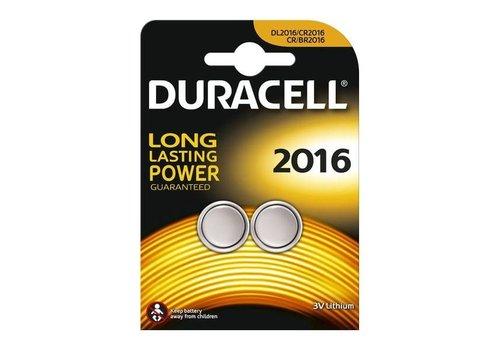 Duracell Duracell DL2016 Lithium 3V Blister 2