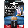 Duracell Duracell MX1604 9V 6LR61 Ultra Power Blister 1